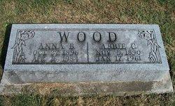 Anna Belle <i>Rogers</i> Wood