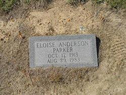 Myrtle Eloise <i>Anderson</i> Parker