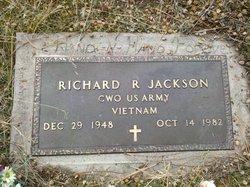 Richard Robert Rich Jackson