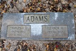 Leila Eleanor <i>Hiers</i> Adams