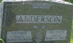 Anna Lena <i>Nilsdotter</i> Anderson