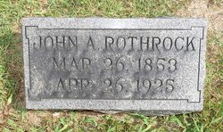 John Amos Rothrock