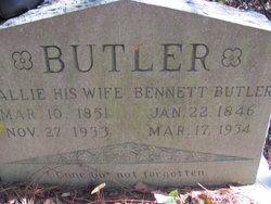 Bennett B Butler