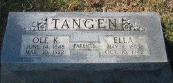 Ole K Tangen