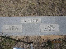 Tandy Earl Bruce