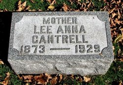 Lee Anna* <i>Douglas</i> Cantrell