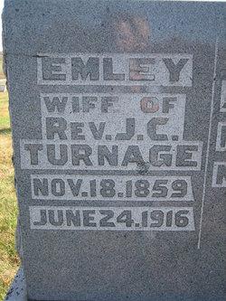 Emley <i>Odell</i> Turnage