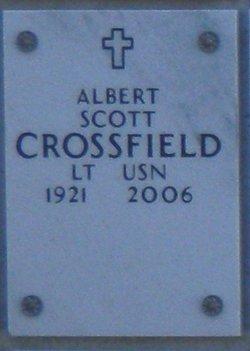 Albert Scott Crossfield