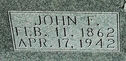 John Francis Goar