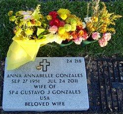 Annabelle Anna <i>Montoya</i> Gonzales