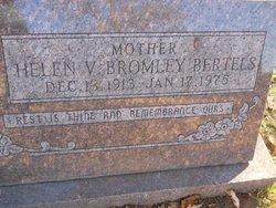 Helen Virginia <i>Ingels</i> Bertels