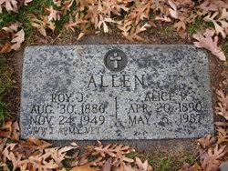Roy James Allen