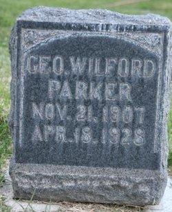 George Wilford Parker