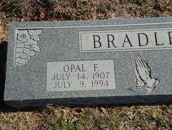 Opal F <i>Strange?</i> Bradley