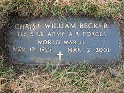 Christ William Becker