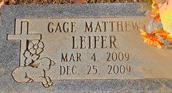Gage Matthew Leifer