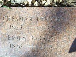 Emily <i>Cutler</i> Barnby