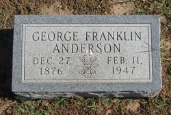 George Franklin Anderson