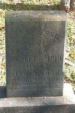 Bessie Alvis