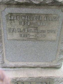 Isaac Wallace Allen, Sr