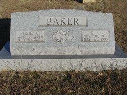 Susie C. <i>Williamson</i> Baker