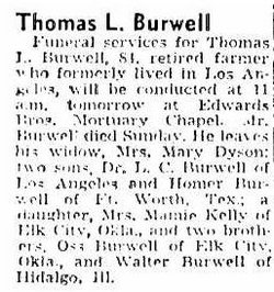 Thomas Landon Burwell