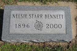 Nelsie Juanita <i>Starr</i> Bennett
