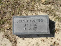 Joseph P. Alexander