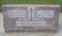 Jon G John <i>Gudnason</i> Bergman