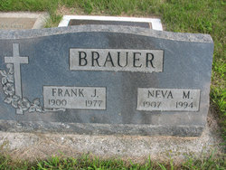 Neva M. <i>DeJardine</i> Brauer
