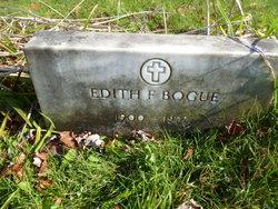 Edith <i>Fortune</i> Bogue