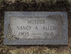Nancy A <i>Marshall</i> Allen