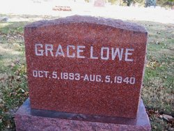 Grace <i>Daymude</i> Lowe