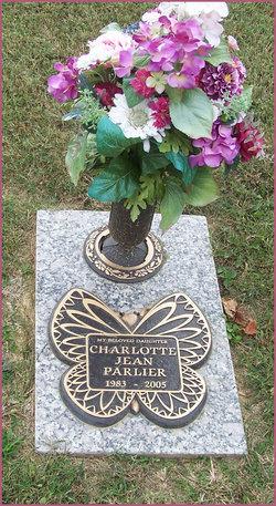 Charlotte Jean Parlier
