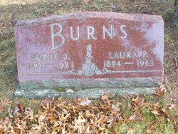 Laura P. <i>Pruden</i> Burns