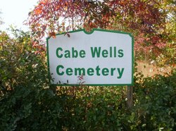 Cabe Wells Cemetery