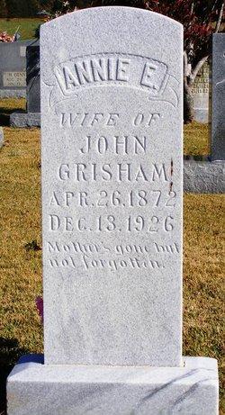 Annie E. <i>Martin</i> Grisham