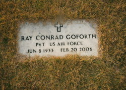 Ray Conrad Goforth