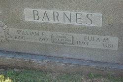 Eula Mae <i>Staples</i> Barnes