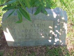 Eric Klein Adkisson