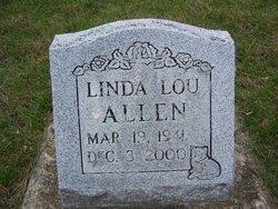 Linda Lou <i>Brooks</i> Allen