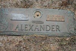 A A Alexander