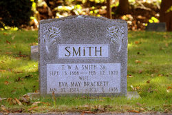 Eva May <i>Brackett</i> Smith