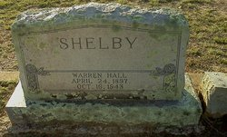 Warren Hall Shelby