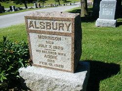 Ada <i>Pearsall</i> Alsbury