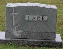 George Henry Barr