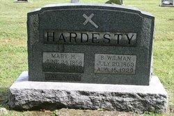 Benjamin Wilman Hardesty