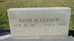 Ruth <i>Maughn</i> Guymon