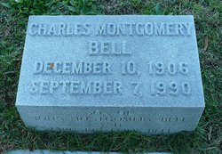 Charles Montgomery Bell