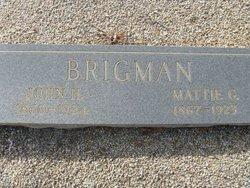 John H. Brigman